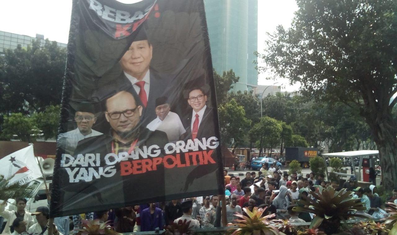 Dekat Dengan Politisi Partai, KPK Diminta Tindak Novel Baswedan