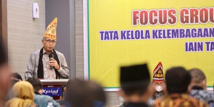 FGD IAIN Takengon, Menuju Kampus Islami yang Berkualitas