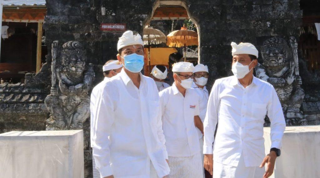 Pemprov Bali Gelar Upacara Ngrastiti Bhakti, Mohon Agar Pandemi Covid-19 Segera Berakhir