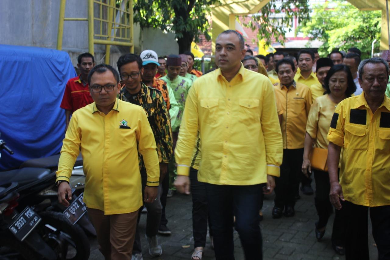 Capai Target di 2024, Ketua DPD Golkar DKI Terpilih Prioritaskan Kader Muda Jadi Pengurus