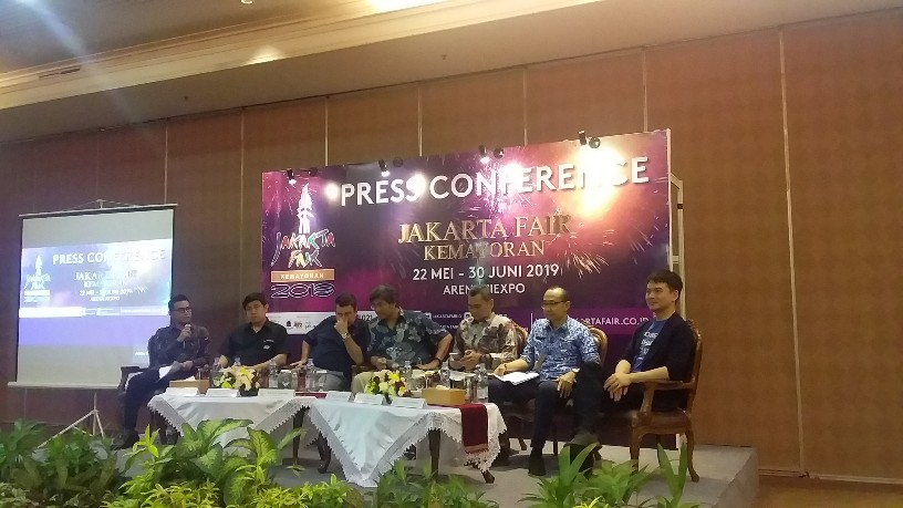 Catat ! Jakarta Fair Kemayoran Siap Digelar Mulai 22 Mei