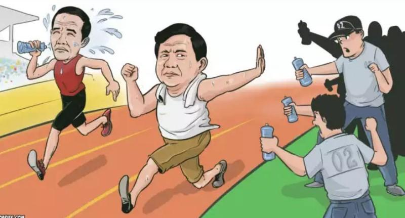 Prabowo Bikin Timses dan Pendukungnya Frustrasi