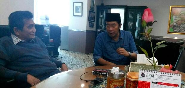 Haji Lulung Minta Anies Tunda Pembangunan Stadion di Taman BMW