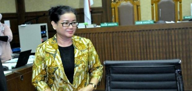 Hakim Heran Cerita Karangan Miryam Saat Bagi Uang Sama Dengan Dua Saksi Lain