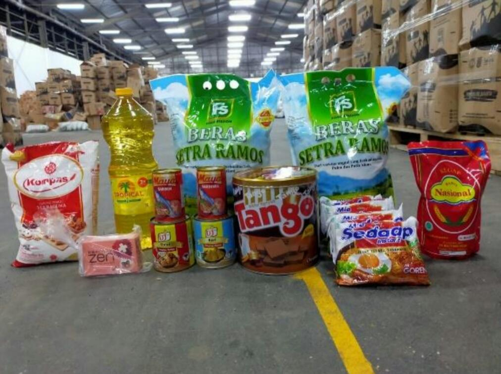 Pasar Jaya Pastikan Kroscek Bansos Agar Sesuai Standar Mutu