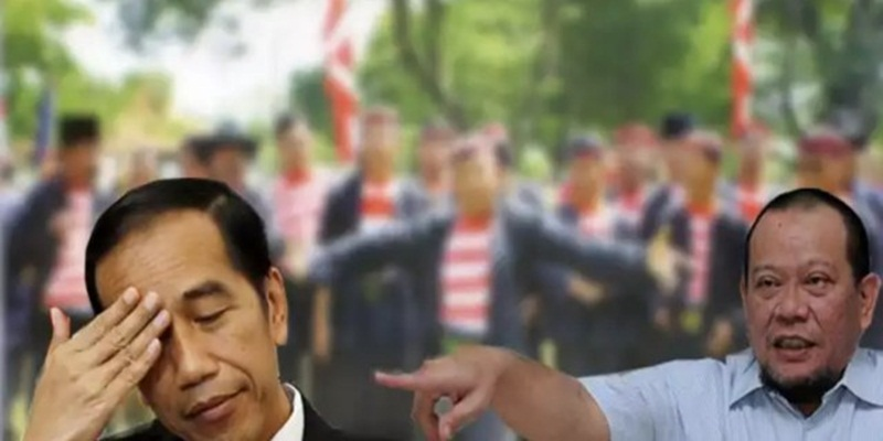 Nyalla, Politik Belah Bambu Jokowi?
