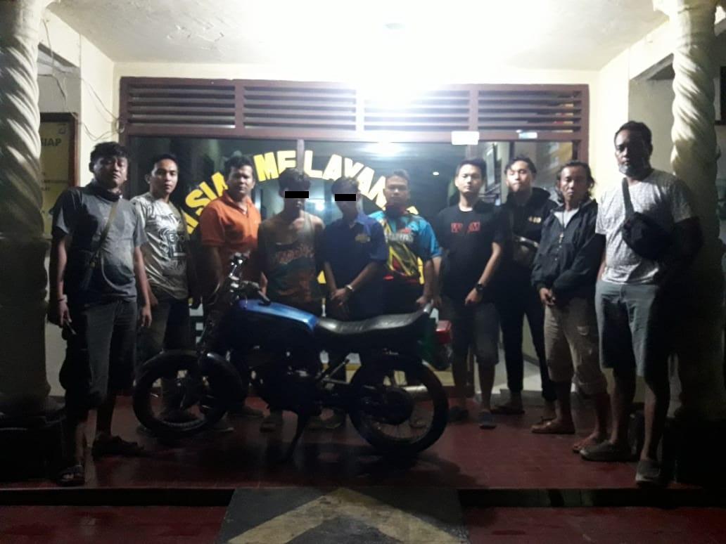 Tim Tekab 308 Ringkus 2 Pelaku Pencurian Dengan Kekerasan