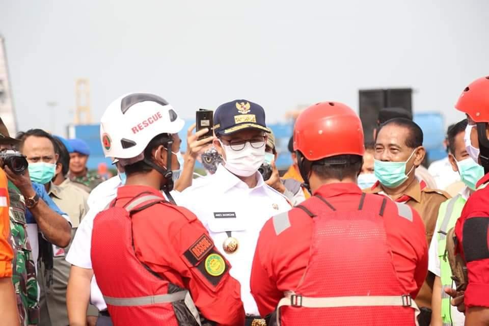 Berdalih Covid-19 Ditangani BTT, Anies Gunakan Dana PEN Untuk Pembangunan