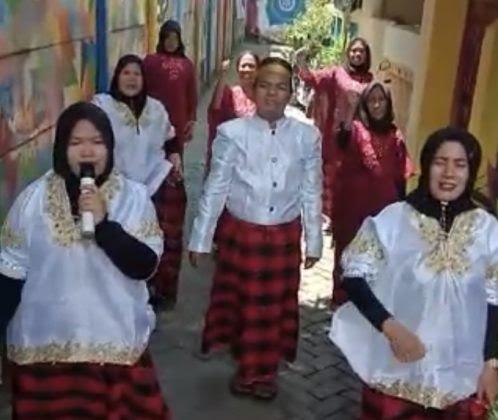 Viral, Video Diduga Anggota KPPS Dari TPS 20 Rappocini Dukung Jokowi, Said Didu : Memalukan