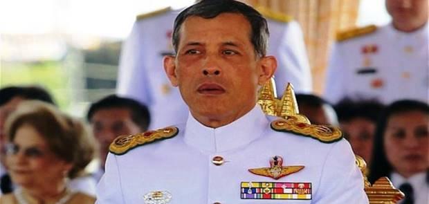 Raja Thailand Maha Vajiralongkor Ditembak