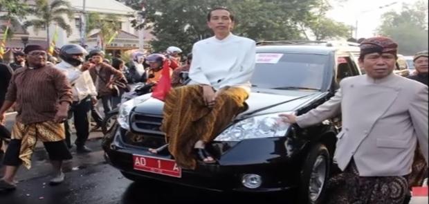 Luhut: Presiden Joko Widodo Pakai Mobil Esemka Kenapa Tidak, Tapi..