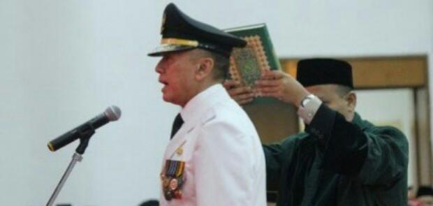 Pelantikan Iwan Bule dan Kekhawatiran adanya Skenario di Pilgub Jabar 2018