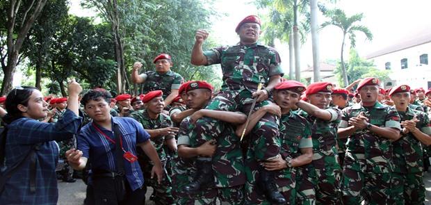 Jenderal TNI Gatot Nurmantyo Bangga Memimpin Prajurit TNI