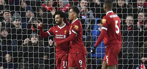 Pesta 5 Gol, Liverpool Gusur Tottenham Spurs dari Peringkat Tiga Klasemen