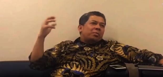 Fahri: Ketua KPK Ada Konflik Kepentingan Dalam Kasus E-KTP