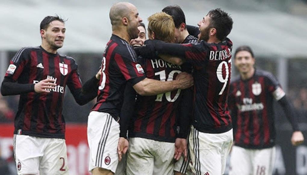 Milan Tembus Empat Besar Seri A Liga Italia
