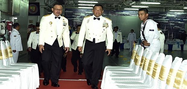 Panglima TNI Gatot Nurmantyo Mutasi 85 Perwira Tinggi