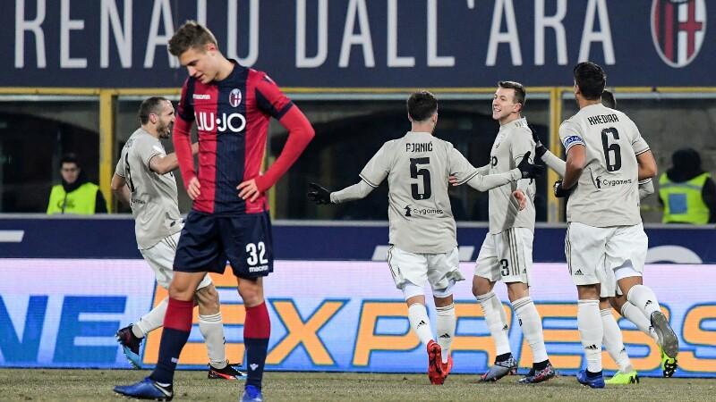 Juve Melenggang ke Perempat Final Coppa Italia