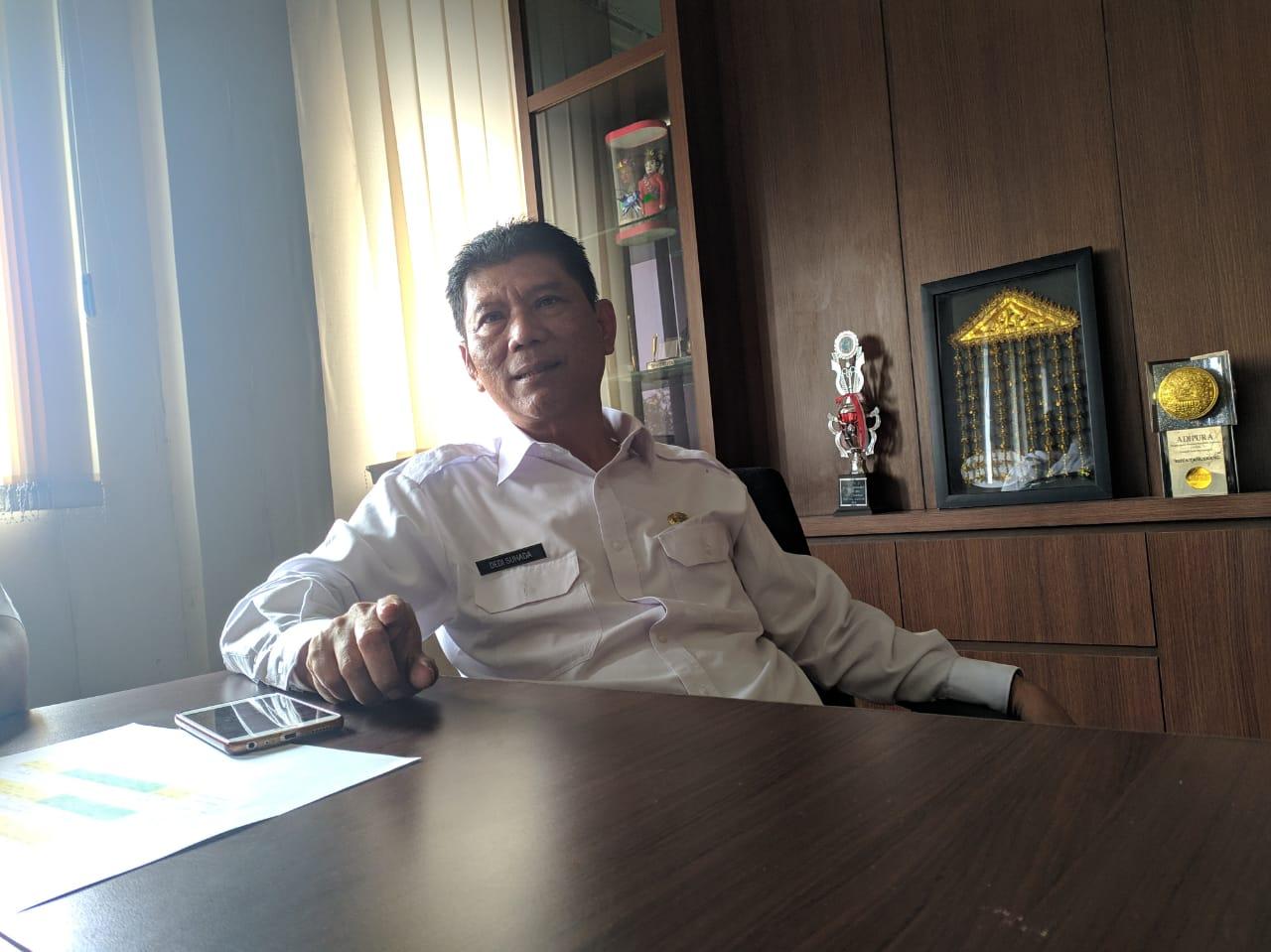Kendaraan Umum Sumbang Polusi Terbesar di Kota Tangerang, DLH: Masih Relatif Aman