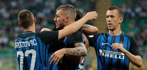 Inter Tutup Musim dengan Pesta Gol