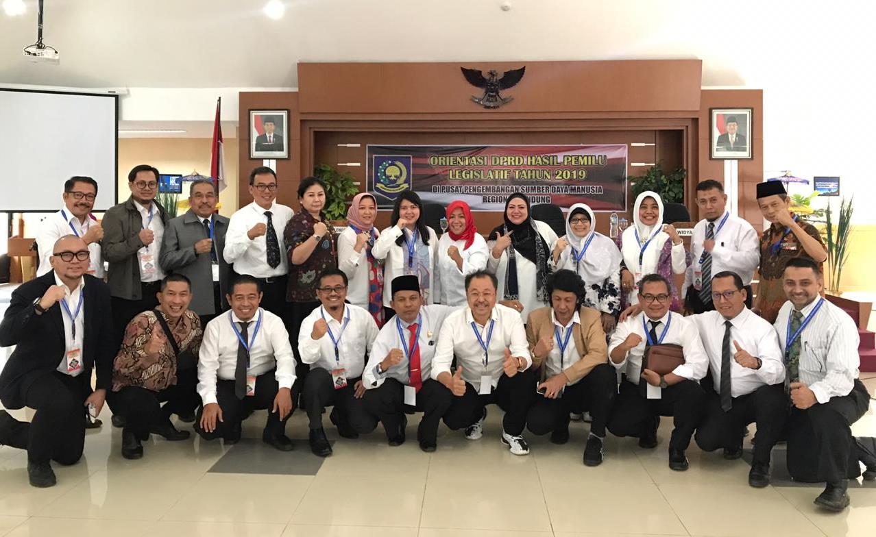 Ikuti Pembekalan Kemendagri, Fraksi PKS Jakarta Paling Lengkap Kehadirannya