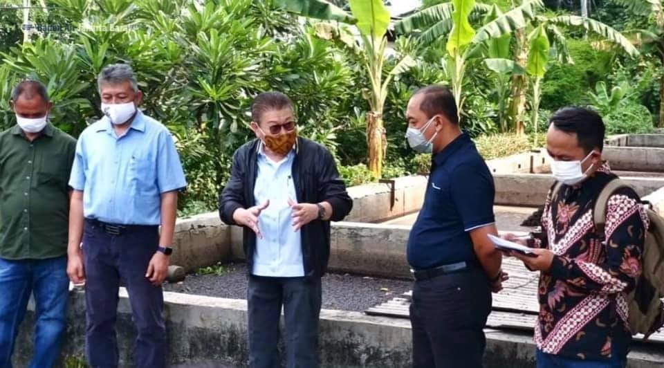 Sanitasi Buruk, Komisi A Dorong Perbaikan Sanitasi RPH Babi Di Kapuk