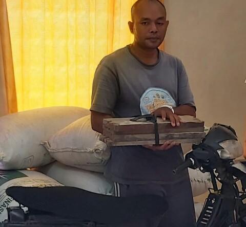 Polsek Penengahan Lampung Selatan (Lamsel) berhasil meringkus seorang pelaku tindak pidana pencurian yang terjadi di Kecamatan Ketapang.