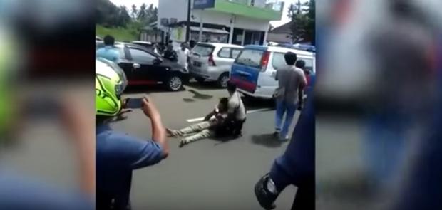 Brigadir K Jadi Tersangka Penembak Mobil Honda City di Lubuk Linggau