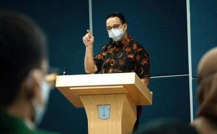 Gubernur Anies Terbitkan Surat Edaran untuk Pencegahan dan Penanganan Pelecehan Seksual di Lingkunga...