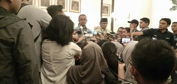 Asal Penuhi 4 Syarat, Anies Persilakan Warga Daerah Cari Kerja di Jakarta
