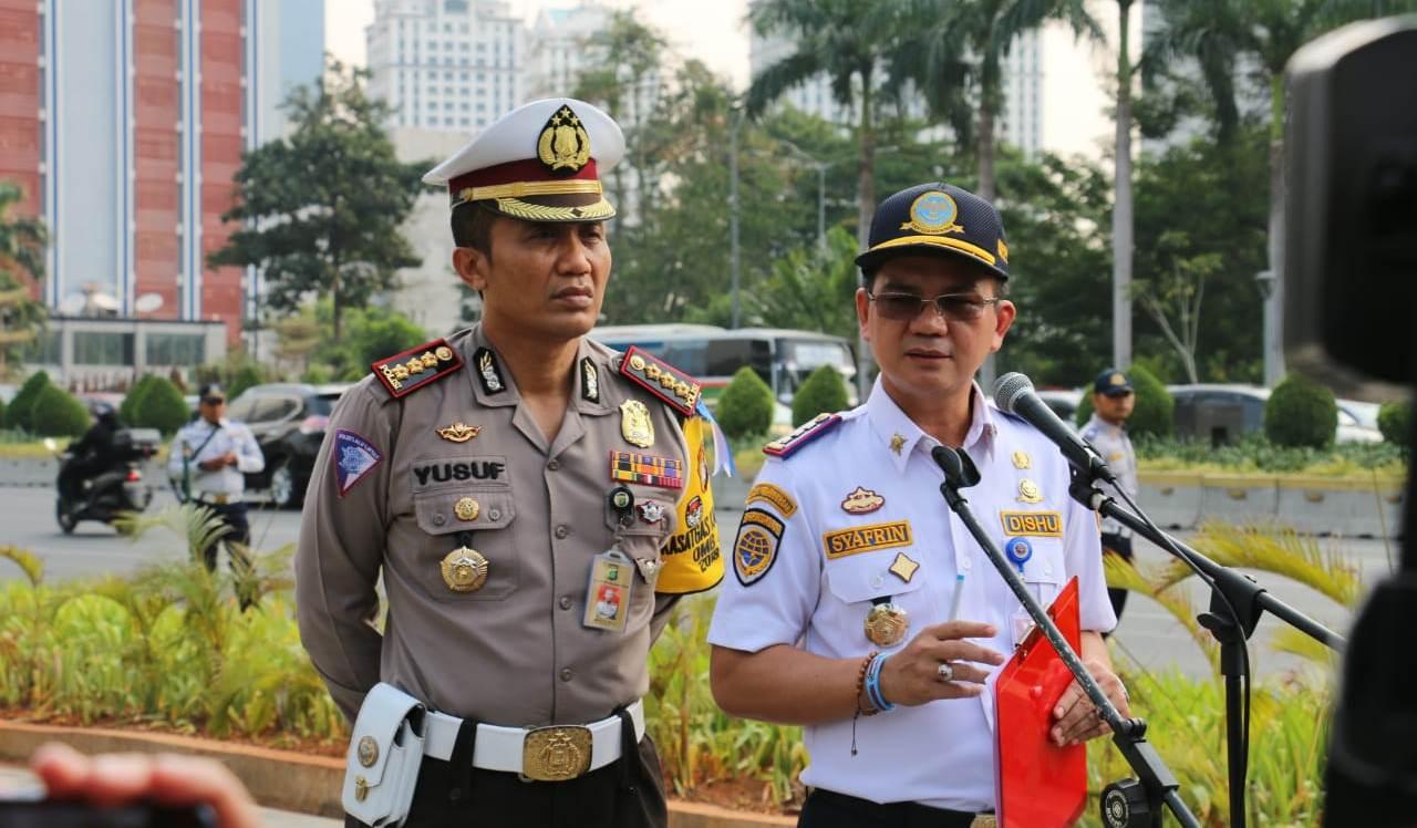 Uji Coba Berakhir, Pemprov DKI Jakarta dan Dirlantas Polda Metro Jaya Siap Implementasikan Perluasan Ganjil Genap
