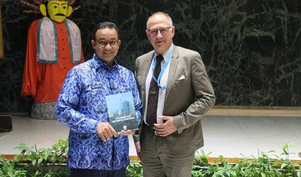 Gubernur Anies Sambut Kedatangan Perencana Kota Dari 40 Negara