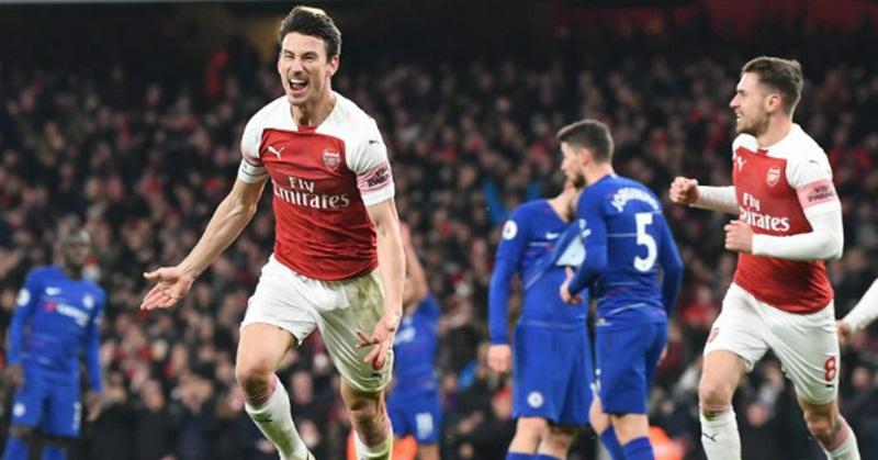 Perkasa di Derby London, Arsenal Taklukkan Chelsea