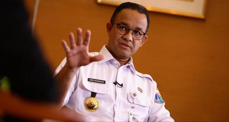 Gara-gara Pejabat Dinkes ke Vietnam, Anies Diminta Reformasi Inspektorat