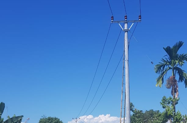 Empat Dusun di Donggala Nikmati Listrik, PLN Investasikan Rp 4,5 Miliar