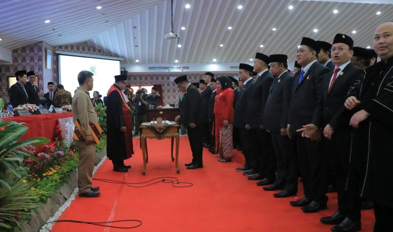 22 Wajah Baru Anggota DPRD Tangerang Siap Kawal Kebijakan Walikota