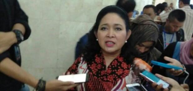 Kecewa Golkar Mengekor Pemerintahan Jokowi, Titiek Soeharto Merapat ke Partai Berkarya