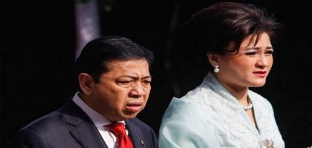 KPK Akui Blokir Rekening Novanto dan Keluarga Terkait E-KTP