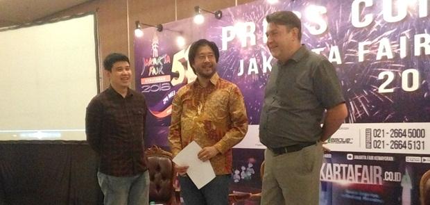 Jakarta Fair 2018 Bakal Hadirkan Nuansa Baru
