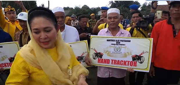 Titiek Soeharto Siap Jadi Ketua Umum Partai Golkar
