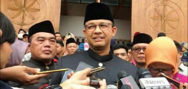 Anies Diminta Cabut SK Gubernur Tentang Dewan Pengawas UP Perparkiran