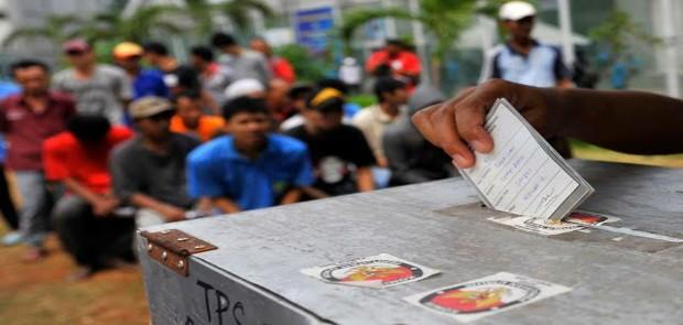 Polda Metro Jaya Larang Pengerahan Massa Saat Pencoblosan