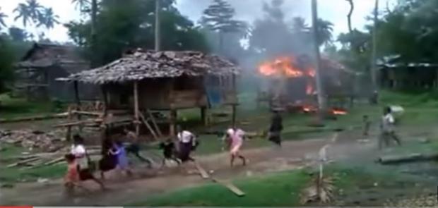 Myanmar Berniat Usir Minoritas Muslim Rohingya
