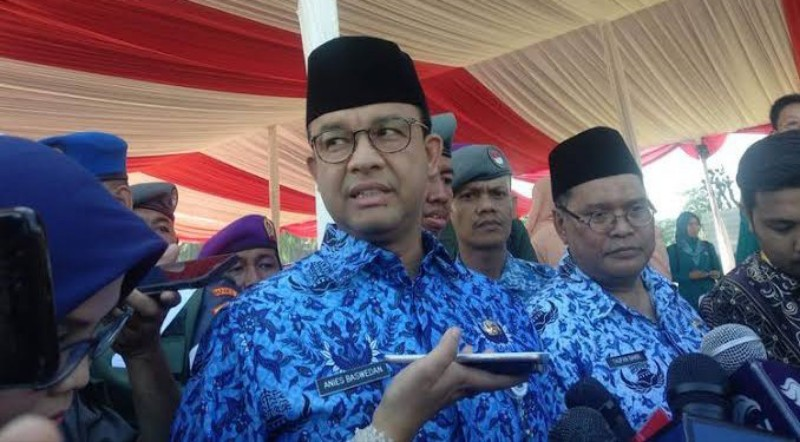 Anies Dikabarkan Cuci Gudang Satpol PP, Penertiban Reklame Terancam Terhenti