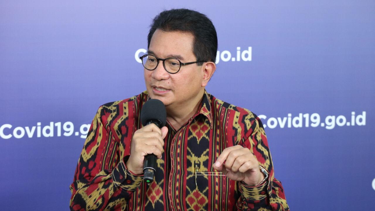 Angka Kesembuhan Terus Meningkat, Indonesia Harus Bebas Covid-19