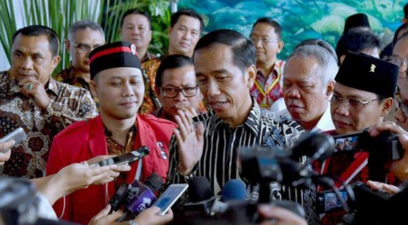 Jokowi Ngaku Tak Paksa Prabowo Kembalikan Lahan di Kaltim dan Aceh
