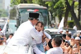 Prabowo Bangga Jadi Muslim Indonesia