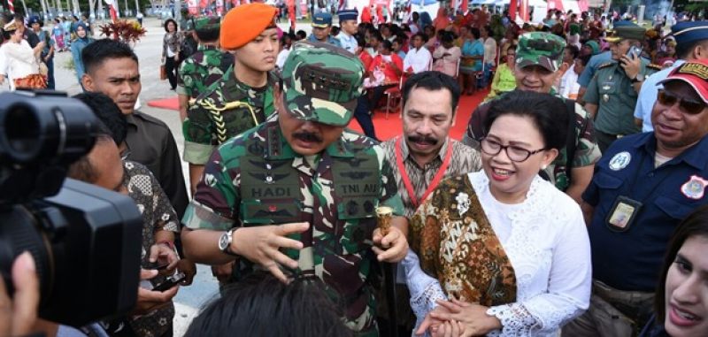 Panglima TNI: Peran Ibu Luar Biasa, Tonggak Keberhasilan Anak