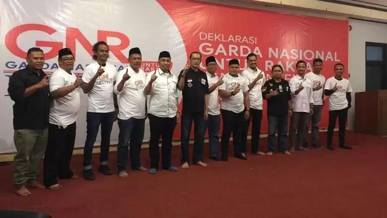 """Ormas GNR Heran Banyak Yang """"Jualan"""" Aktivis 98 di Tangsel"""