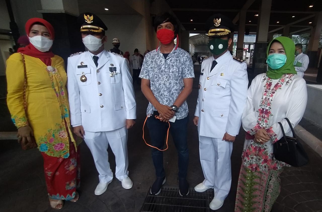 Duet Uus-Yani, Tancap Gas Tangani Covid-19 Di Jakarta Barat
